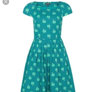 Emily and Fin apple pattern dress